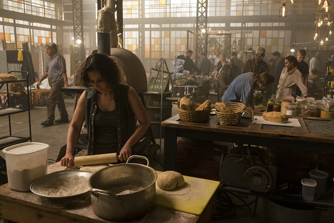 The Sanctuary- The Walking Dead _ Season 7, Episode 11 - Photo Credit: Gene Page/AMC