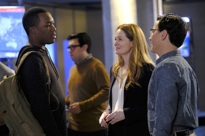 "24: LEGACY: L-R: Corey Hawkins, Miranda Otto and Dan Bucatinsky in the ""3:00 PM-4:00 PM"" episode of 24: LEGACY airing Monday, Feb. 20 (8:00-9:01 PM ET/PT) on FOX. ©2017 Fox Broadcasting Co. Cr: Guy D'Alema/FOX"