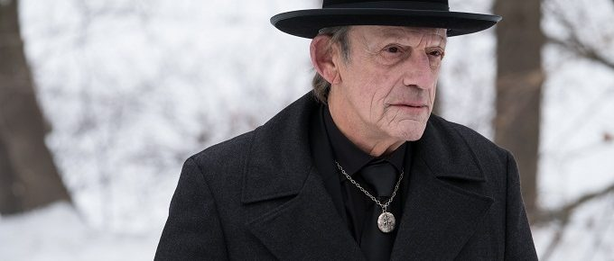 "Christopher Lloyd Previews New Role On Syfy's ""12 Monkeys"" [VIDEO]"