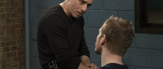 12 Monkeys' Kirk Acevedo Heads To Law & Order: SVU For Season 18 Finale [Photos + Video]