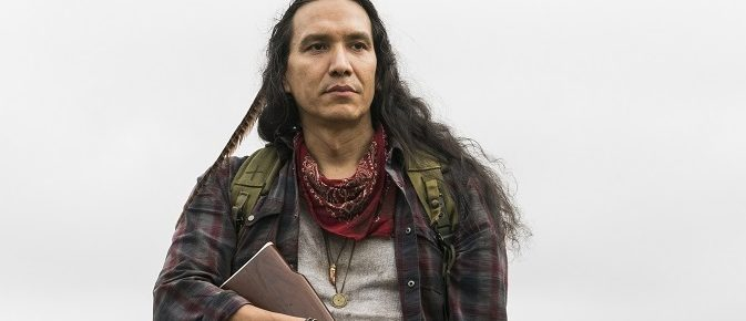 "Karma's A Bitch Courtesy Of The Indians In Fear The Walking Dead ""Burning In Water, Drowning In Flame"""
