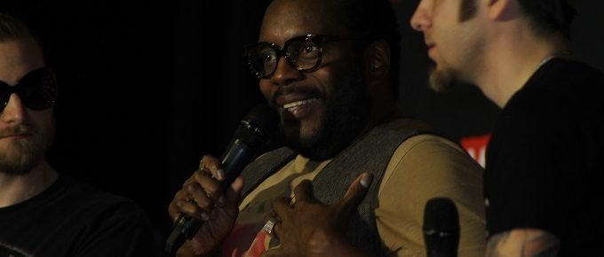 "Walker Stalker Nashville 2017: Chad Coleman Talks Tyreese, The Shady Fred Johnson of ""The Expanse,"" And His New Role On FOX's ""The Orville"" [Photos + Video]"
