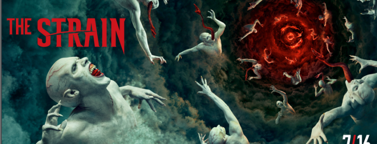 "FX's ""The Strain"" Heads To SDCC For One Final Hoorah"