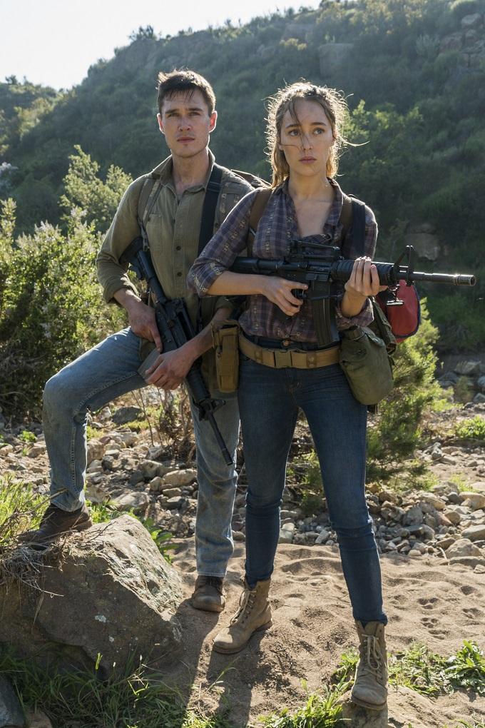 Fear The Walking Dead Advance Preview The Unveilingchildren Of Wrath P...