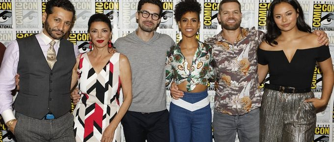 Comic-Con 2017: The Expanse Cast Talk Season 3, Trust Issues, And The War That's To Come [SDCC 2017 Interviews]