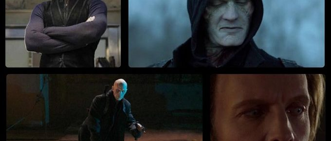 The Strain Character Tribute: Top 10 Quinlan Moments By The Fans