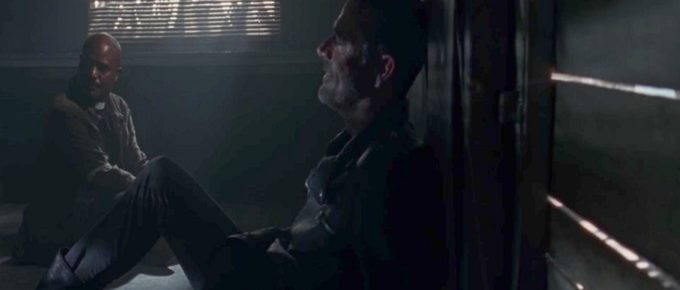 """An End To A Bromance And Here's Negan! In The Walking Dead """"The Big Scary U"""""""