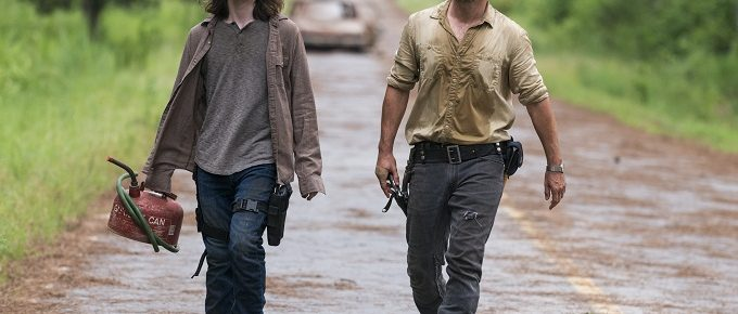 The Walking Dead: Potential Plans In The Works to Wrap Series… And The Truth Behind Chandler Riggs' Exit