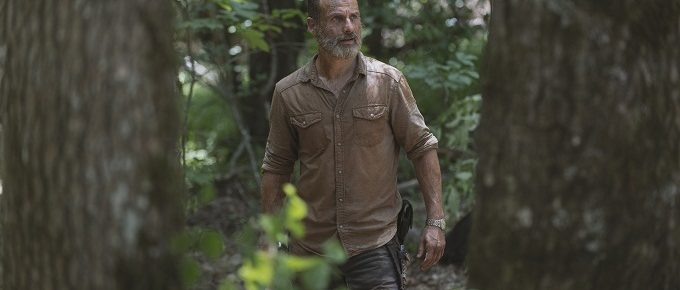 "Rick Grimes' Swan Song Revealed In The Walking Dead ""The Obliged"""